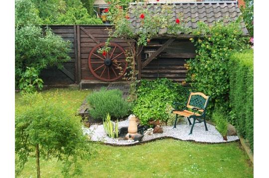 Crer un jardin jardin partag with crer un jardin great for Creer son jardin anglais