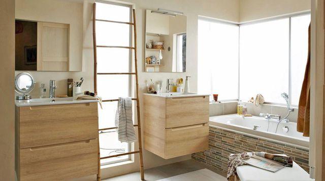 la r novation de salle de bain la pluie et le beau temps. Black Bedroom Furniture Sets. Home Design Ideas